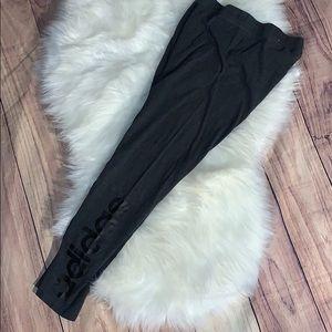 Like new Adidas small leggings